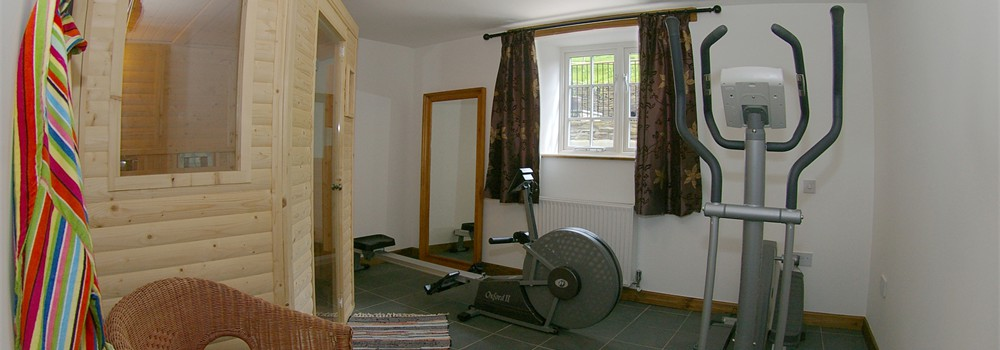 well-cottage-sauna-gym