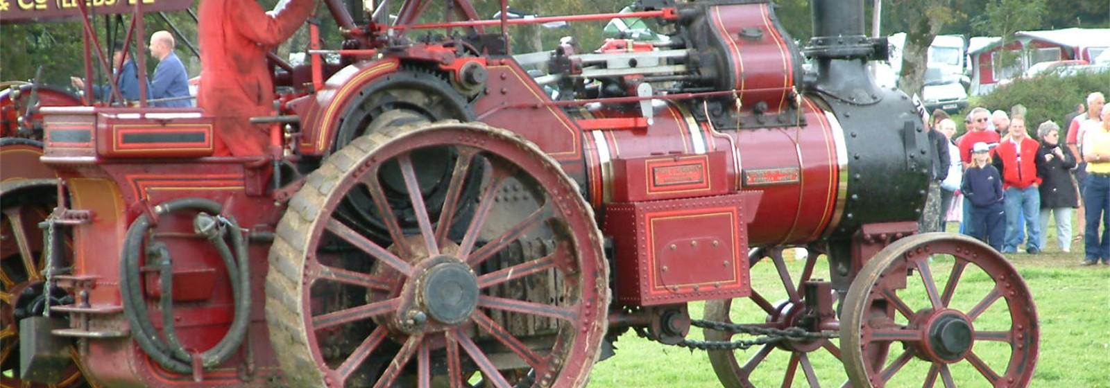Vintage Steam Rally